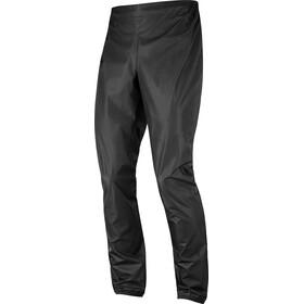 Salomon Bonatti Race WP Running Pants Men black